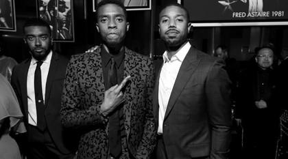 Black Panther: este es el poderoso tributo de Michael B. Jordan para Chadwick Boseman
