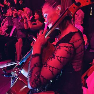 Concert black__ More like leg slits for