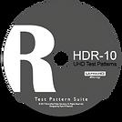 Masciola UHD/HDR Test Pattern 4K Blu-ray