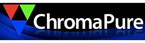 ChromaPure video calibration software logo