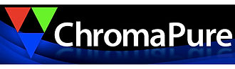 ChromaPure video calibration software logo