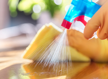 Pre-Emptive Cleaning Checklist,  Staying Ahead of the Virus