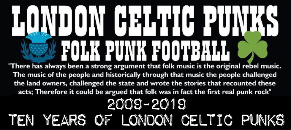 London Celtic Punks logo