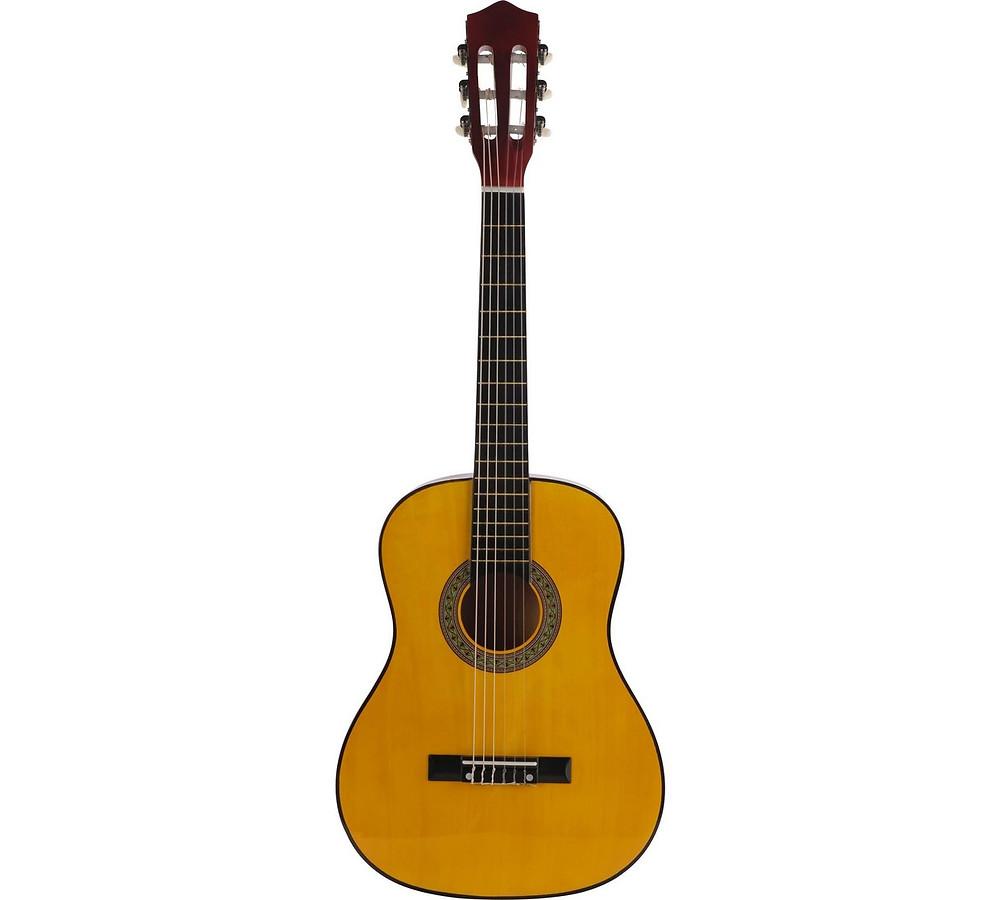 Ideal beginner guitar for a child