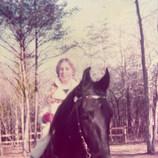 Joy's love of horses
