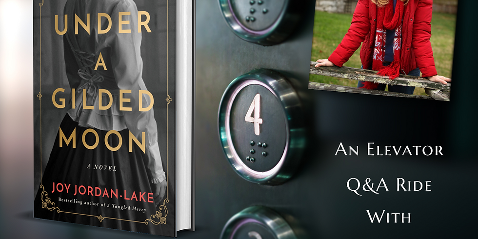 Monthly Feature Interview | An Elevator Ride with the Author Series