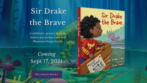Cover Reveal: Sir Drake The Brave