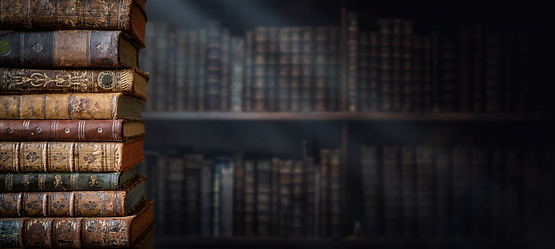 Old Books stacked GOOD Library .png
