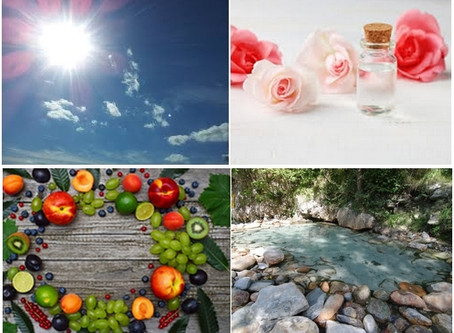 L'été selon l'Ayurveda : prendre soin de son dosha Pitta