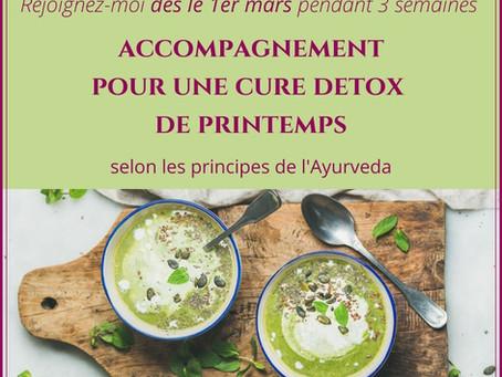 Cure Detox de Printemps