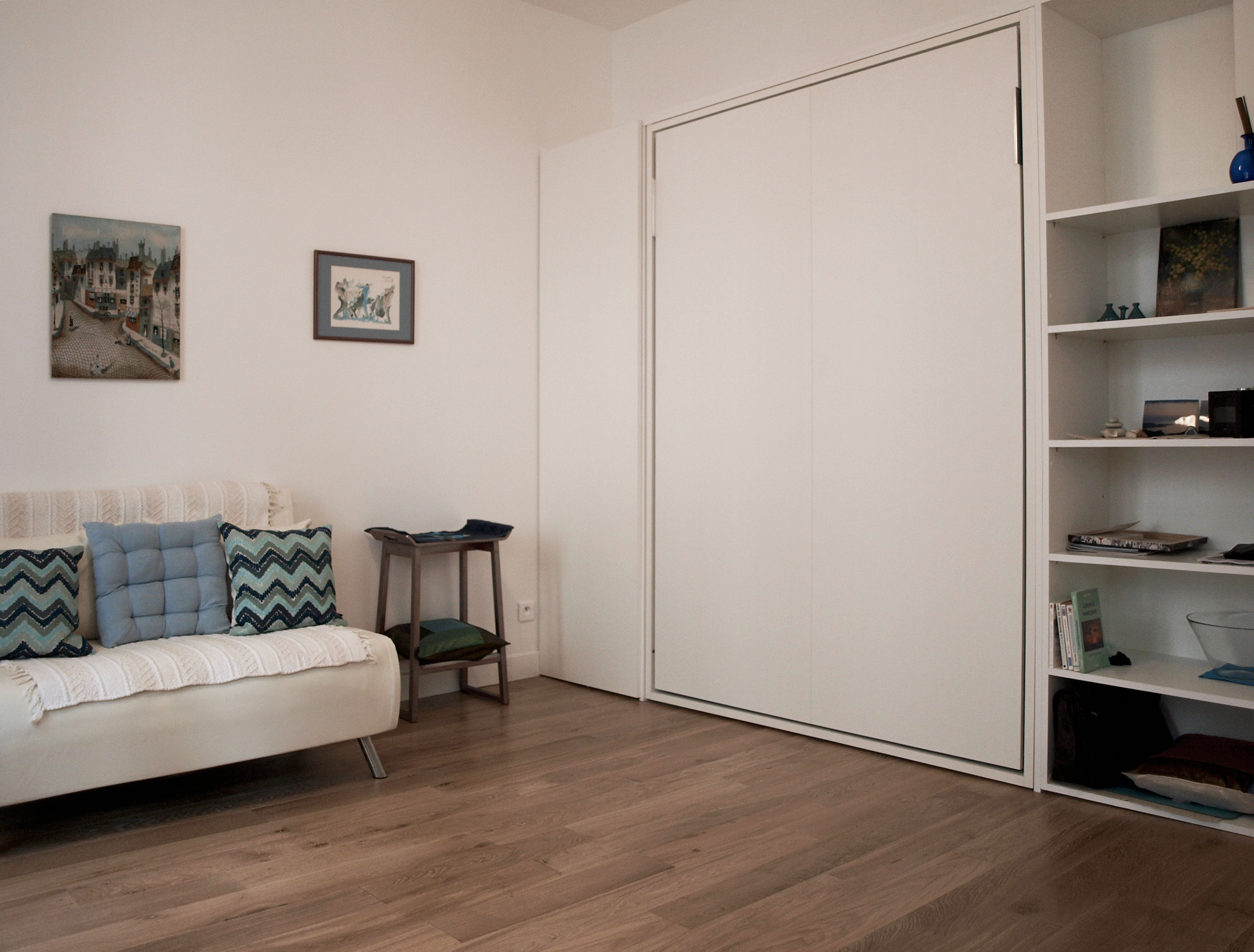Appartement Rue SEBASTIEN MERCIER
