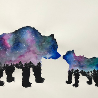 Galaxy Bears