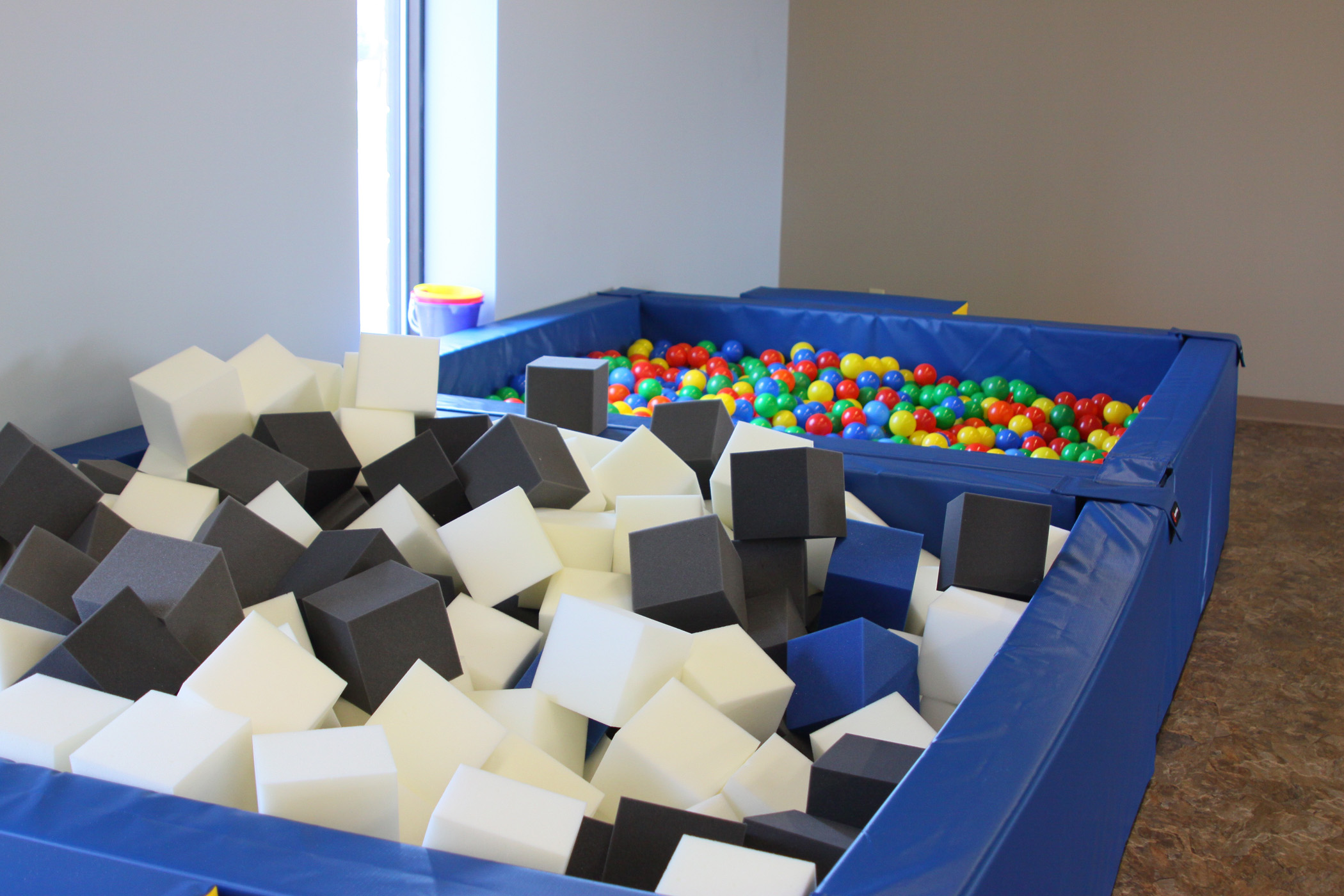 Ball Pit and Foam Pit