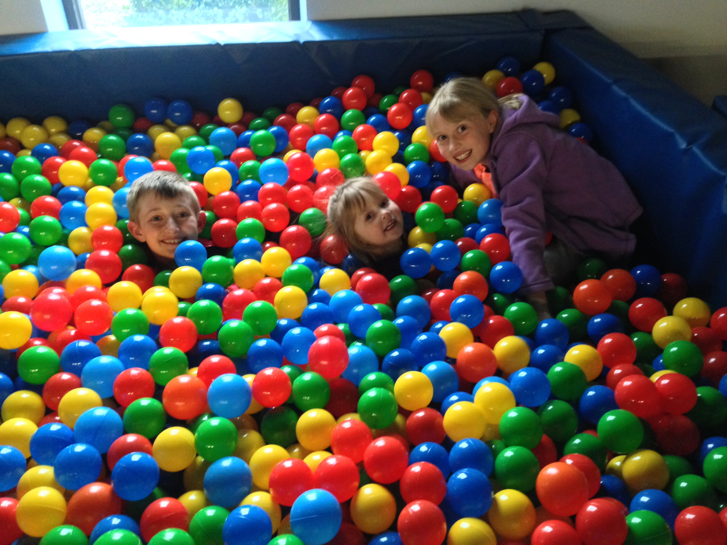 "Having ""A Ball"" at the AIMS Center"