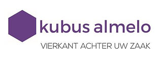 Logo Kubusalmelo vierkant achter uw zaak