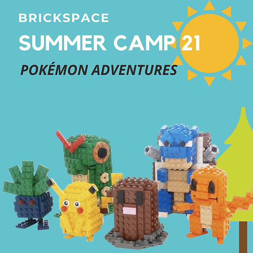 Pokémon Adventures - JUNE 7-11, 12:30-3:30 pm