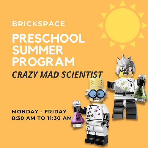Crazy Mad Scientist