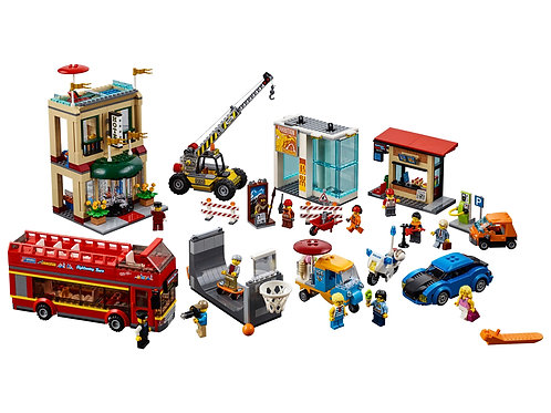In-Person:  Lego City Mini-Camp