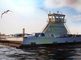 Ferry trip memories...
