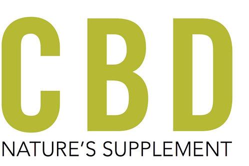 CBD Hemp Isolate Oil - 30 servings per bottle