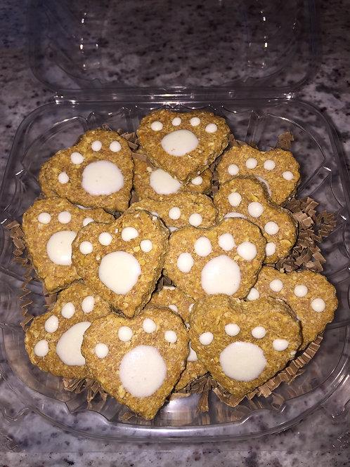 Pup-Kin Peanut Butter Pawz