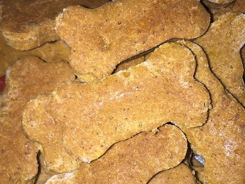 Grain/Gluten Free Pup-Kin Pie Treats Diabetic friendly