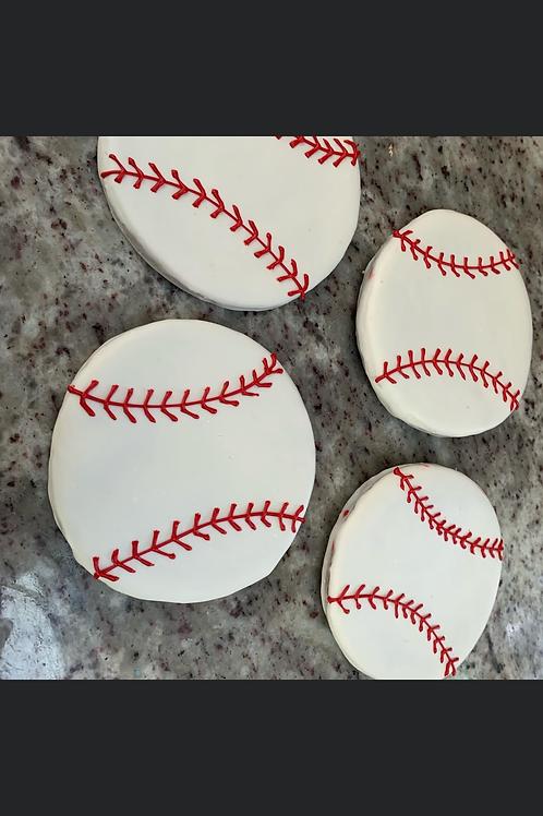 Baseballs Treats - 4 Pack Grain Free