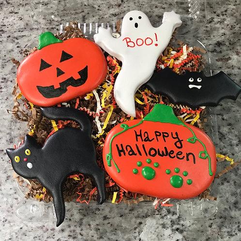 Halloween Treat Box - grain free
