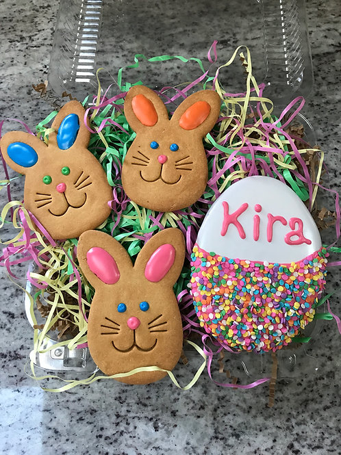 Personalized Easter Treat Box
