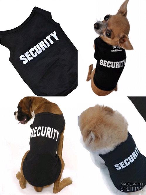 Security Tee-Shirts