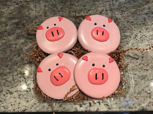 Little Piggy Treats - 4 Pack Grain Free