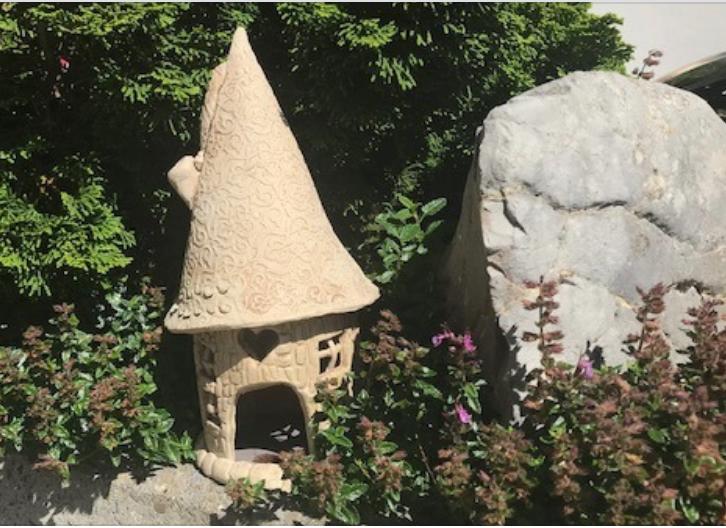 Make a Ceramic Fairy House
