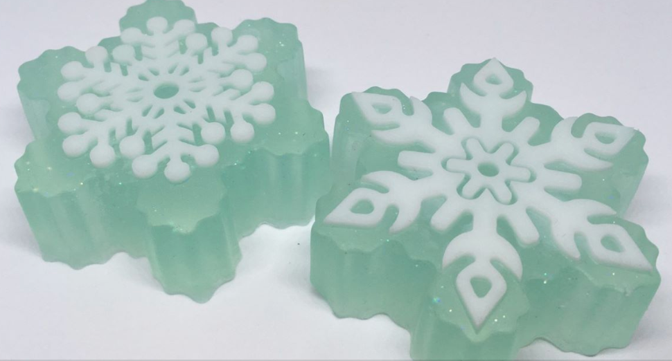 Make your own Festive Soaps