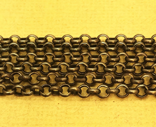 3mm Rolo Chain - 5 ft