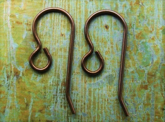 20g French Hook Ear Wire - 24 Pieces