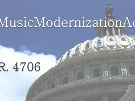 What Is The Music Modernization Act?