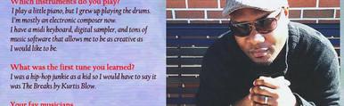 Clouzine Magazine Interview