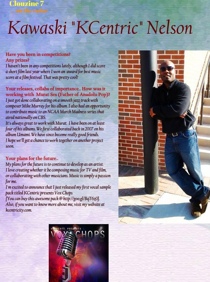 Clouzine Magazine Feature