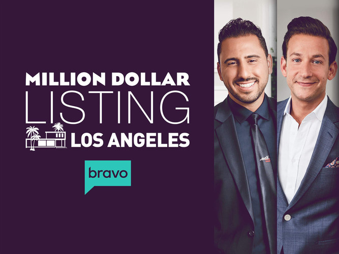 Million Dollar Listing Los Angeles (Bravo)