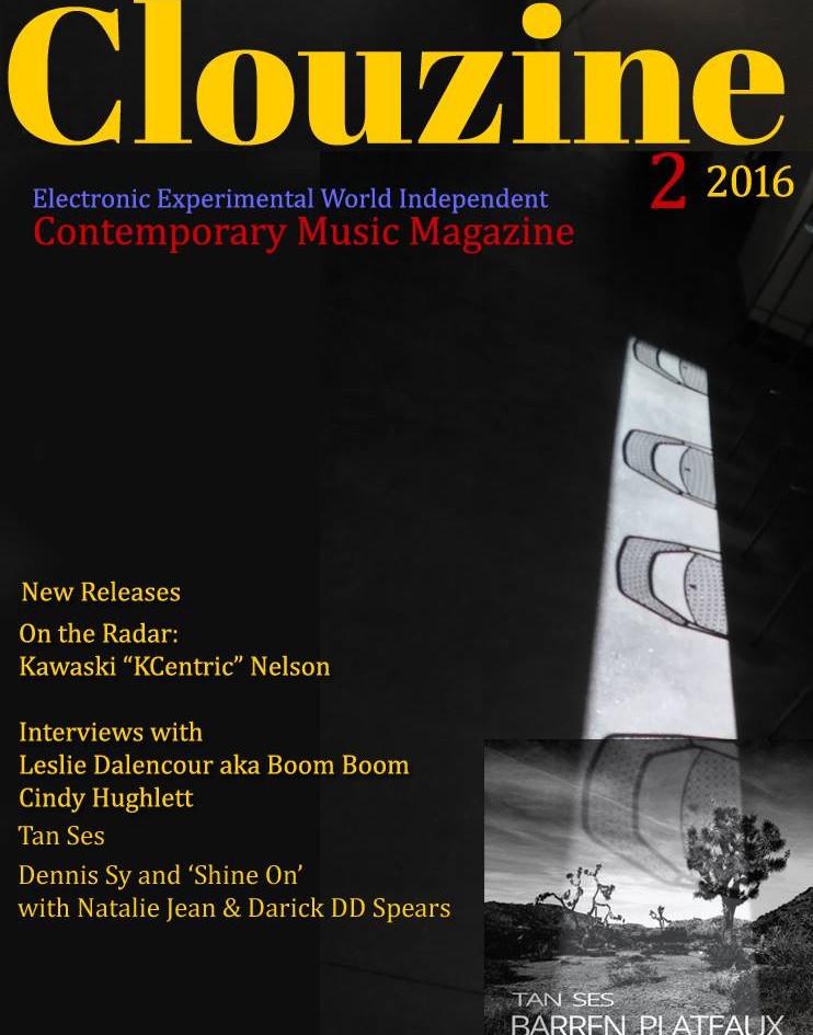 Clouzine Magazine Cover