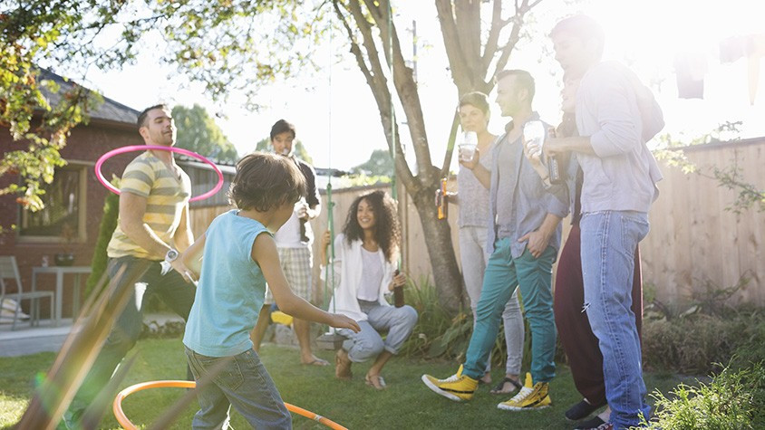 Backyard Activities for All Ages