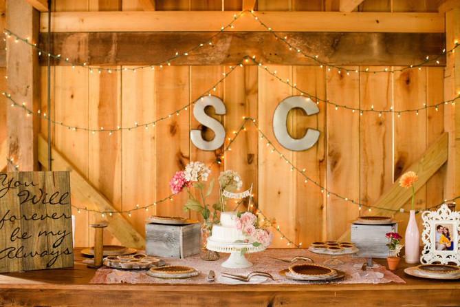 Rustic & Vintage Wedding Inspiration