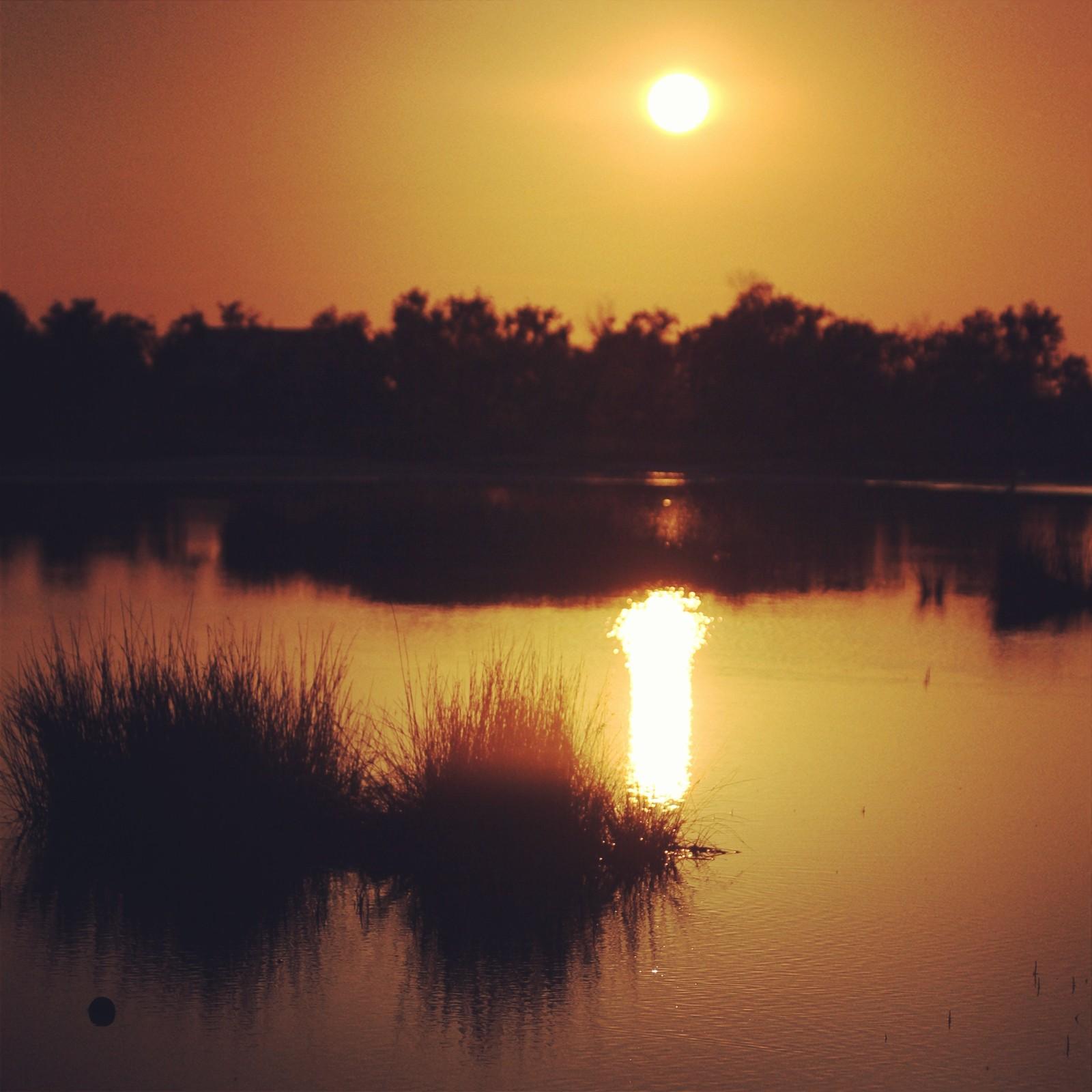 озеро, лиман. Штормовое