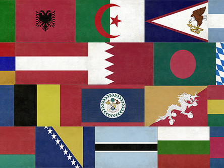 More World Flags On The Way