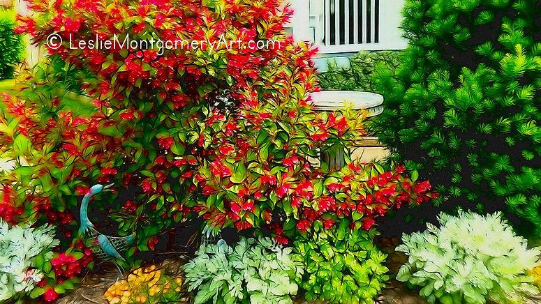 'Berm Garden' by Leslie Montgomery