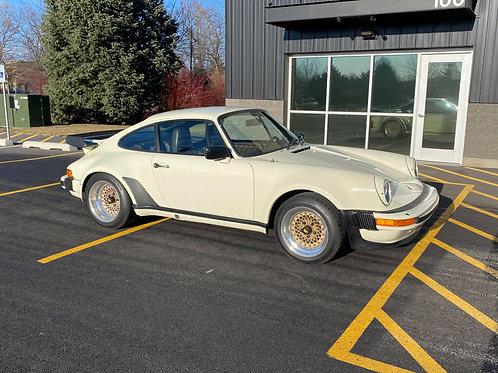1982 Porsche 911 - Wide Body