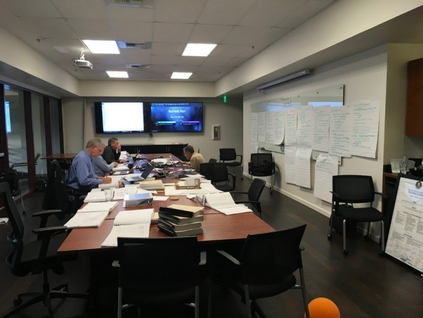 Value Engineering took several days to review design documents and provide recommendations.