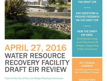 Hear ye! Hear ye! Planning Commission Public Hearing – Draft EIR