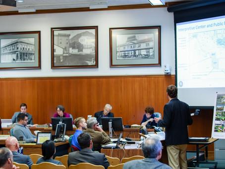 Council Meeting Triple Bottom Line Evaluation