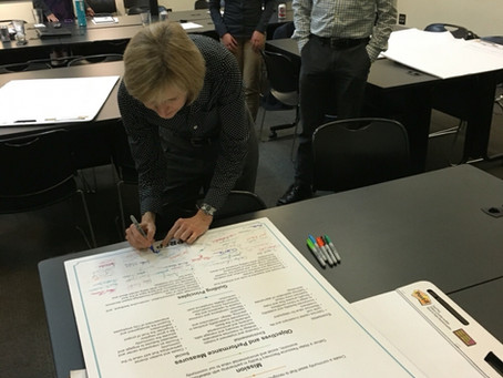 Design & Environmental Consultant Charter Signing